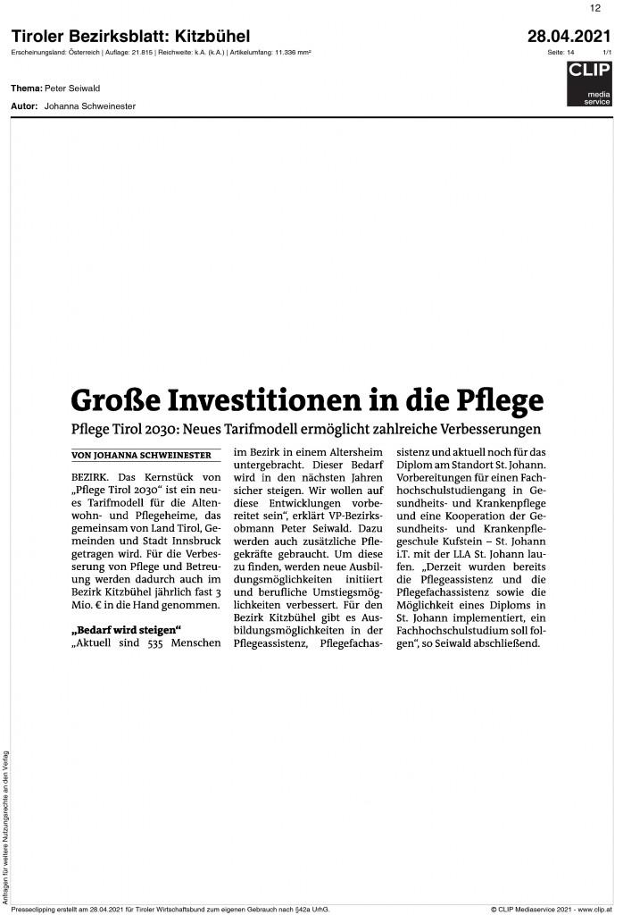 04_2021_bezirksblaetter_große_investitionen_in_die_pflege