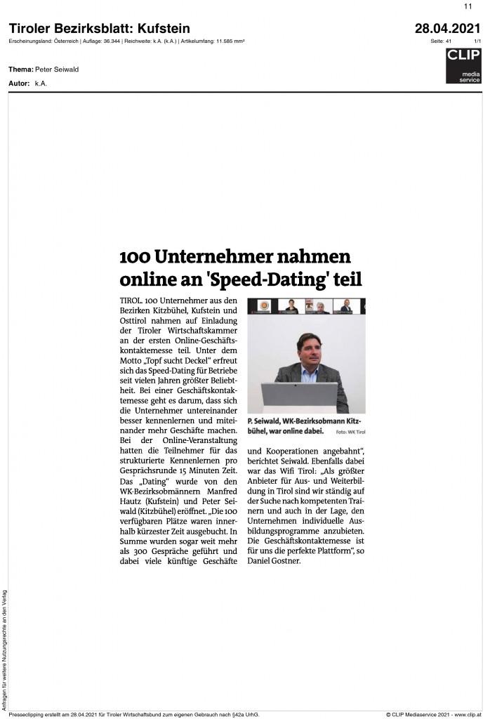 04_2021_bezirksblatt_kufstein_100_Unternehmer_nahmen_online_an_speed-dating_teil